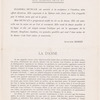 "Miss Isadora Duncan eseguira danze e cori de ""L'Iphigenie"" di Christoph Gluck"