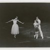 Maria Tallchief, Janet Reed and Andre Eglevsky in George Balanchine's A La Francoix, no. 1