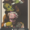 German promotional poster for the motion picture The Ladykillers