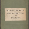 Public Health Organization in Nigeria