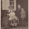 Dr. Rudolph, his wife, and children