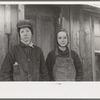 Two children of John Scott, a hired man living near Ringgold, Iowa
