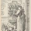 Miss Majolica Dare, v. 26, no. 1, p. 51 (detail)