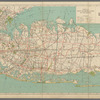 Hagstom's map of Long Island New York