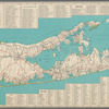 Hagstrom's map of Long Island New York