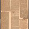 Ruggiero Leoncavallo clippings, page 1