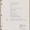 Baker Street: Master Script