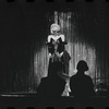 Jill Haworth in the stage production Cabaret