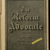 The Reform advocate, Vol. 32, no. 2