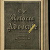 The Reform advocate, Vol. 32, no. 3