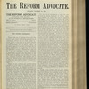 The Reform advocate, Vol. 32, no. 9