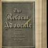 The Reform advocate, Vol. 32, no. 12