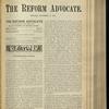 The Reform advocate, Vol. 32, no. 12