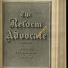 The Reform advocate, Vol. 32, no. 15