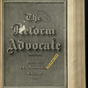 The Reform advocate, Vol. 32, no. 17