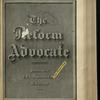 The Reform advocate, Vol. 32, no. 17