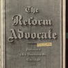 The Reform advocate, Vol. 33, no. 2