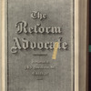 The Reform advocate, Vol. 33, no. 5