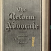 The Reform advocate, Vol. 33, no. 14