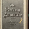 The Reform advocate, Vol. 33, no. 16