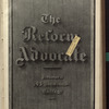 The Reform advocate, Vol. 33, no. 25