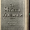 The Reform advocate, Vol. 34, no. 8
