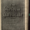 The Reform advocate, Vol. 34, no. 11