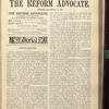 The Reform advocate, Vol. 34, no. 18