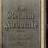 The Reform advocate, Vol. 35, no. 2