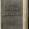 The Reform advocate, Vol. 35, no. 7