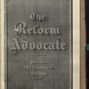 The Reform advocate, Vol. 35, no. 12