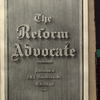 The Reform advocate, Vol. 35, no. 13