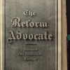 The Reform advocate, Vol. 35, no. 14