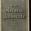 The Reform advocate, Vol. 37, no. 2