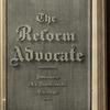 The Reform advocate, Vol. 37, no. 5
