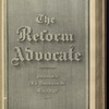 The Reform advocate, Vol. 37, no. 6