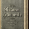 The Reform advocate, Vol. 37, no. 7