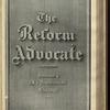 The Reform advocate, Vol. 37, no. 12
