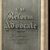 The Reform advocate, Vol. 37, no. 16