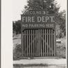 Fire department, Saint Francisville, Louisiana.