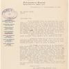Letter from Alberto Garcia, General Overseer of Iglesia de Dios