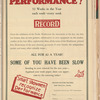 Motion picture record, Vol. 4, no. 3