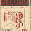 Motion picture record, Vol. 4, no. 4