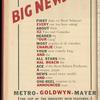 Motion picture record, Vol. 4, no. 11
