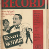 Motion picture record, Vol. 4, no. 15