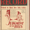 Motion picture record, Vol. 4, no. 36