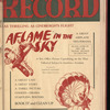 Motion picture record, Vol. 4, no. 39