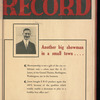 Motion picture record, Vol. 4, no. 46