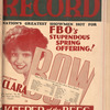 Motion picture record, Vol. 5, no. 15
