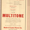 Motion picture record, Vol. 5, no. 20